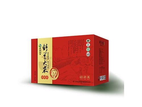yabo2018vip大米稻花香礼盒